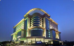 هتل رادیسون بلو قاضی آباد هند در دهلی