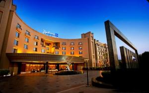 هتل رادیسون بلو پلازا