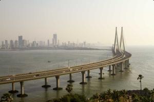 اسکله بمبئی هند