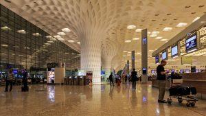 فرودگاه بمبئی هند