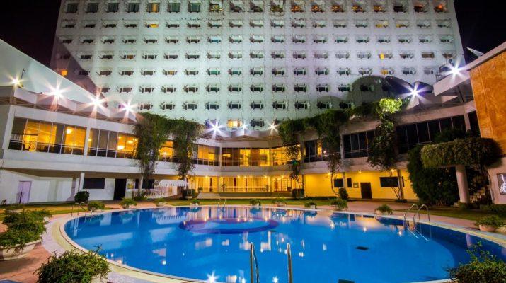 هتل کلارکز امر هند در جیپور