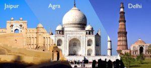 تور دهلی آگرا جیپور هند