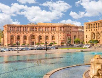 تور زمینی ترکیبی ارمنستان - شهر جرموک و ایروان