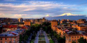 تور هوایی ارمنستان