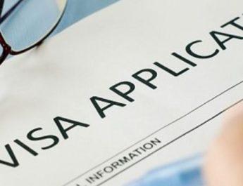 فرم ویزای تجاری هند