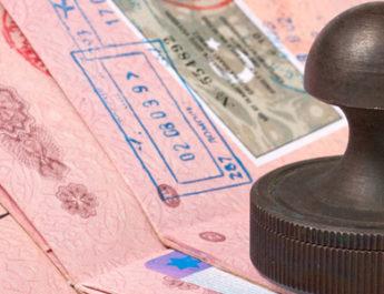 فرم ویزای هند