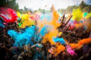 جشن رنگ ها جشن هولی