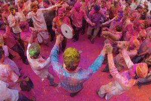 جشن هولی هند