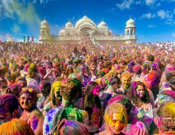 تور جشن هولی هند ۲۰۱۸
